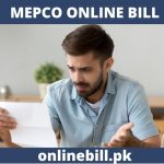 MEPCO Online Bill 2020 - Check your latest bill