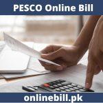 PESCO Online Bill 2020 – Check Bill