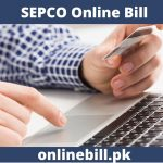 SEPCO Online Bill June 2020 – Check Latest Bill