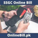 SSGC Online Bill 2020 - Check latest Bill