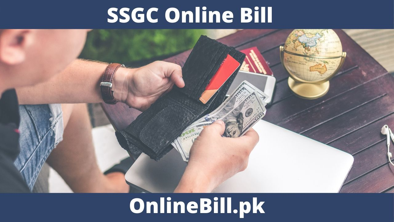 SSGC Online Bill 2021 - Check latest Bill Print Duplicate